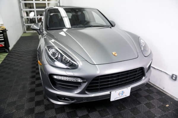 Used 2014 Porsche Cayenne GTS Used 2014 Porsche Cayenne GTS for sale Sold at Response Motors in Mountain View CA 3