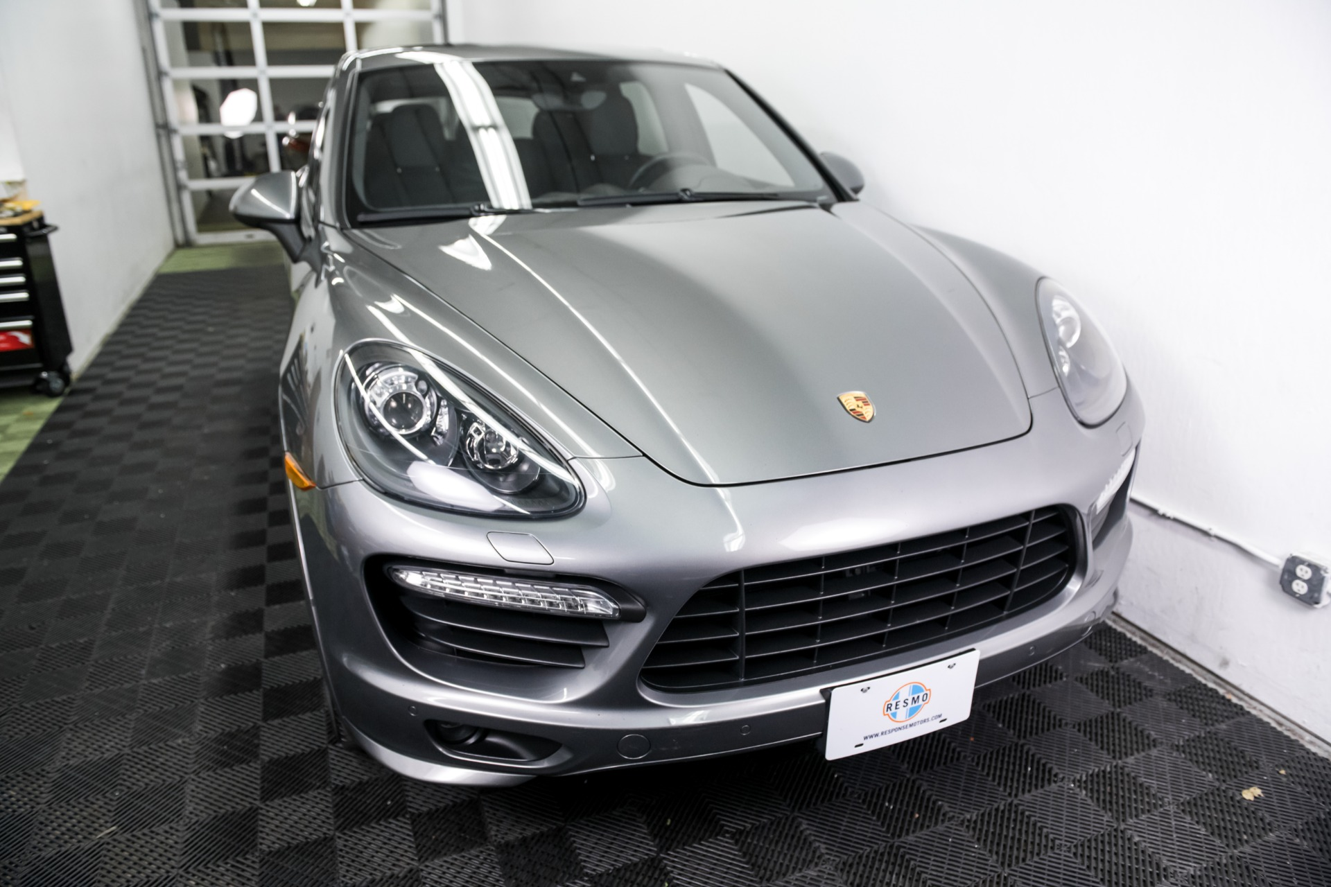 Used 2014 Porsche Cayenne GTS Used 2014 Porsche Cayenne GTS for sale $42,499 at Response Motors in Mountain View CA 3