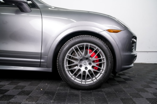 Used 2014 Porsche Cayenne GTS Used 2014 Porsche Cayenne GTS for sale Sold at Response Motors in Mountain View CA 4