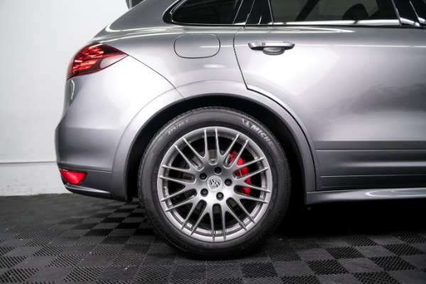 Used 2014 Porsche Cayenne GTS Used 2014 Porsche Cayenne GTS for sale Sold at Response Motors in Mountain View CA 6