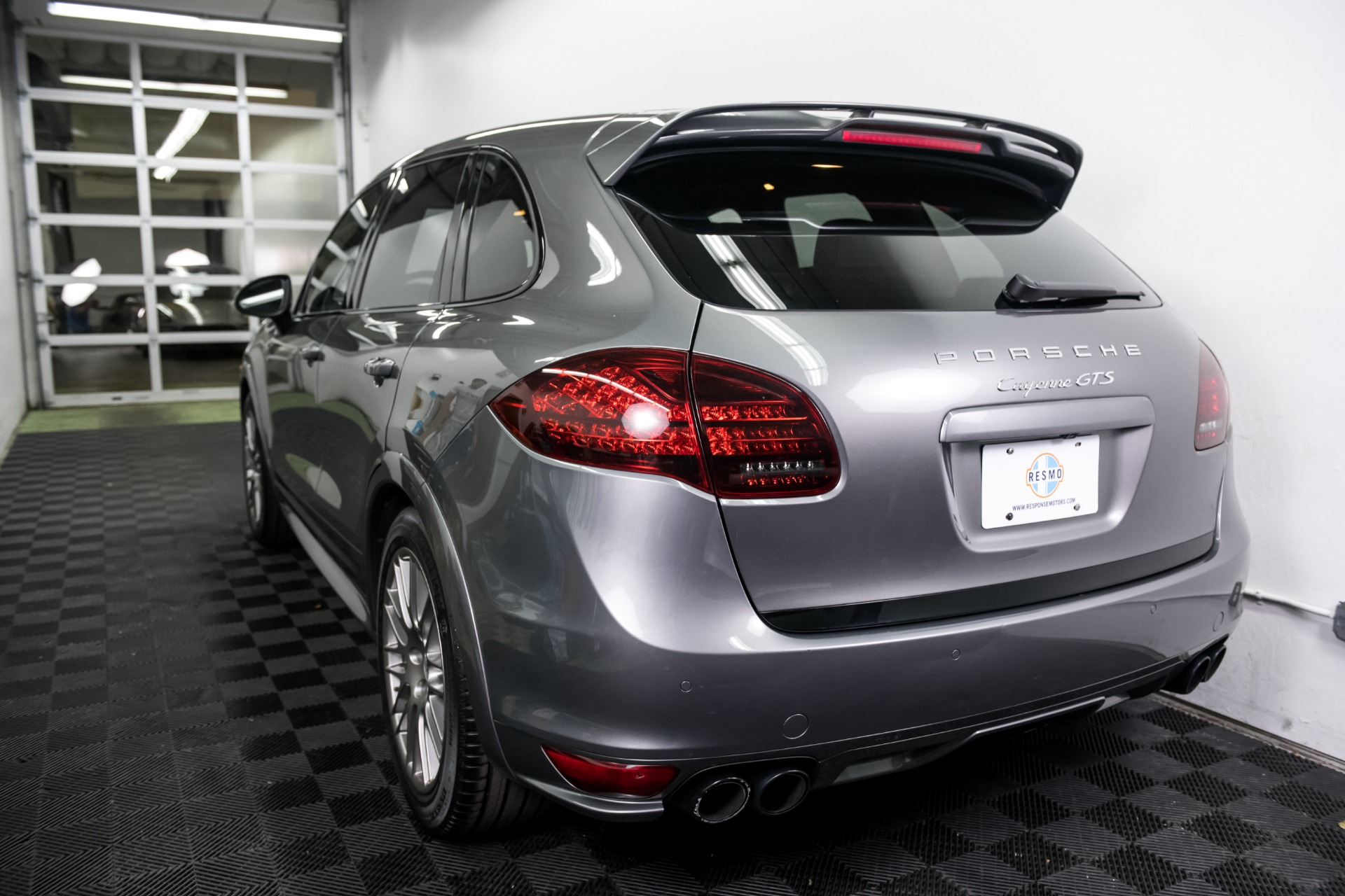 Used 2014 Porsche Cayenne GTS Used 2014 Porsche Cayenne GTS for sale $42,499 at Response Motors in Mountain View CA 7