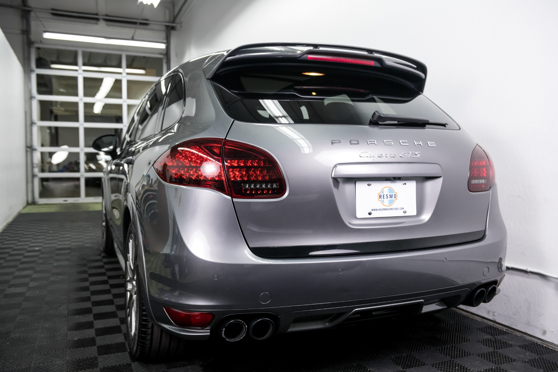 Used 2014 Porsche Cayenne GTS Used 2014 Porsche Cayenne GTS for sale $42,499 at Response Motors in Mountain View CA 8