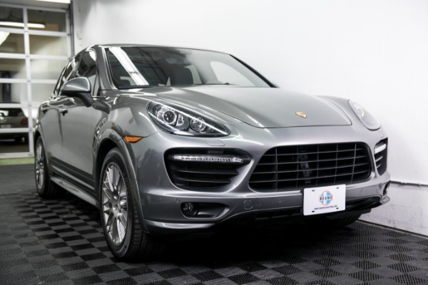 Used 2014 Porsche Cayenne GTS Used 2014 Porsche Cayenne GTS for sale Sold at Response Motors in Mountain View CA 1