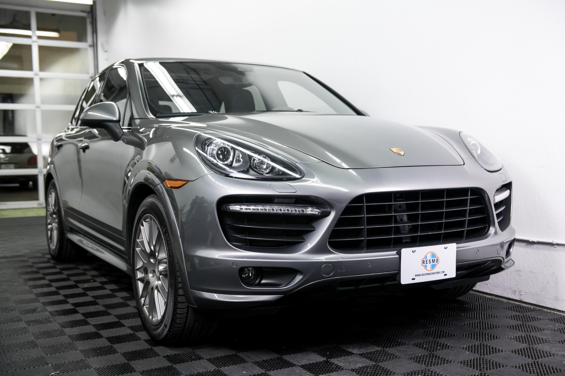 Used 2014 Porsche Cayenne GTS Used 2014 Porsche Cayenne GTS for sale $42,499 at Response Motors in Mountain View CA 1