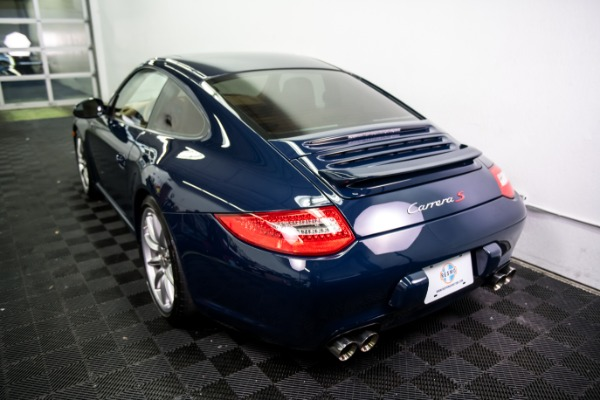 Used 2010 Porsche 911 Carrera S X51 Used 2010 Porsche 911 Carrera S X51 for sale Sold at Response Motors in Mountain View CA 8