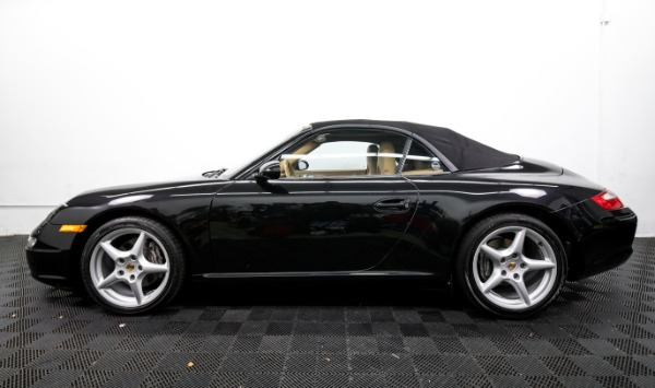 Used 2005 Porsche 911 Carrera Used 2005 Porsche 911 Carrera for sale Sold at Response Motors in Mountain View CA 10