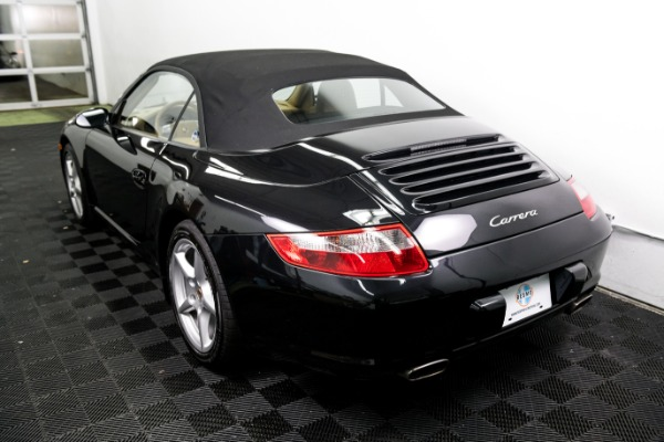 Used 2005 Porsche 911 Carrera Used 2005 Porsche 911 Carrera for sale Sold at Response Motors in Mountain View CA 7