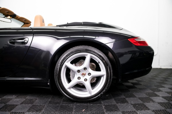 Used 2005 Porsche 911 Carrera Used 2005 Porsche 911 Carrera for sale Sold at Response Motors in Mountain View CA 8