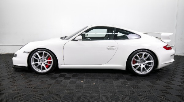 Used 2007 Porsche 911 GT3 Used 2007 Porsche 911 GT3 for sale Sold at Response Motors in Mountain View CA 11