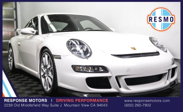 Used 2007 Porsche 911 GT3 Used 2007 Porsche 911 GT3 for sale Sold at Response Motors in Mountain View CA 2