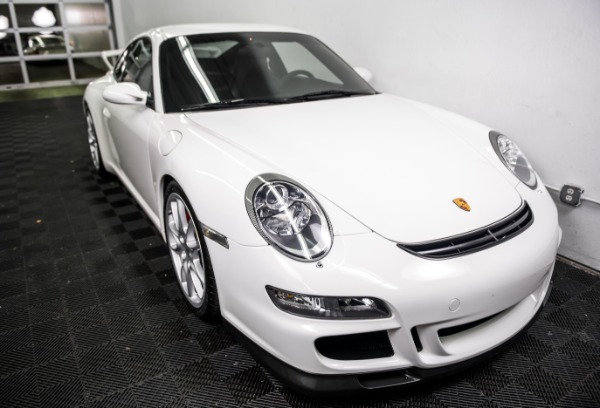 Used 2007 Porsche 911 GT3 Used 2007 Porsche 911 GT3 for sale Sold at Response Motors in Mountain View CA 3