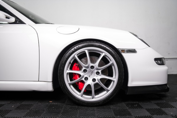 Used 2007 Porsche 911 GT3 Used 2007 Porsche 911 GT3 for sale Sold at Response Motors in Mountain View CA 4