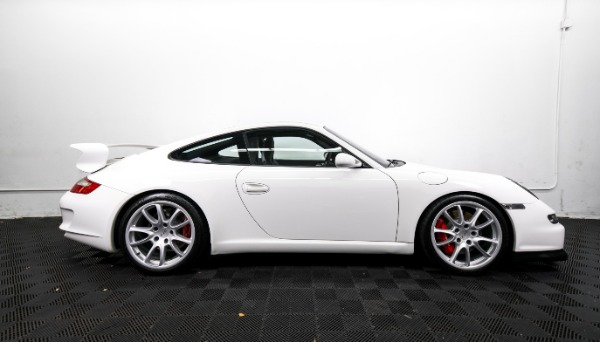 Used 2007 Porsche 911 GT3 Used 2007 Porsche 911 GT3 for sale Sold at Response Motors in Mountain View CA 5