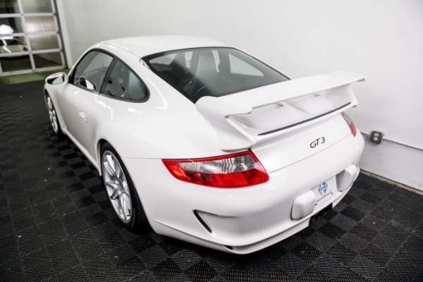 Used 2007 Porsche 911 GT3 Used 2007 Porsche 911 GT3 for sale Sold at Response Motors in Mountain View CA 8