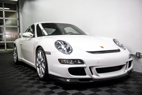 Used 2007 Porsche 911 GT3 Used 2007 Porsche 911 GT3 for sale Sold at Response Motors in Mountain View CA 1