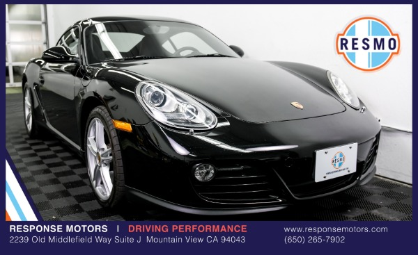 Used 2010 Porsche Cayman Used 2010 Porsche Cayman for sale Sold at Response Motors in Mountain View CA 2