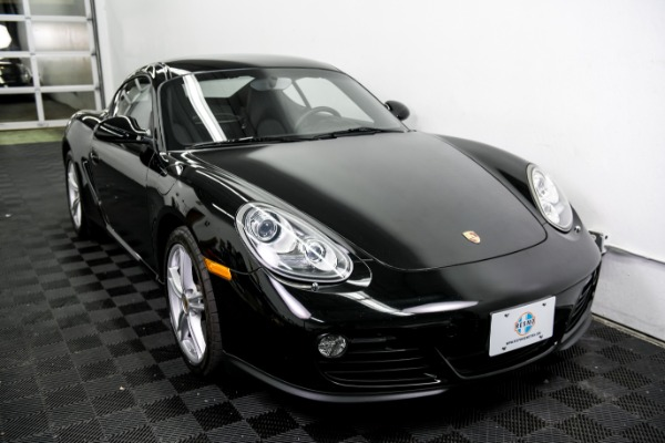 Used 2010 Porsche Cayman Used 2010 Porsche Cayman for sale Sold at Response Motors in Mountain View CA 3