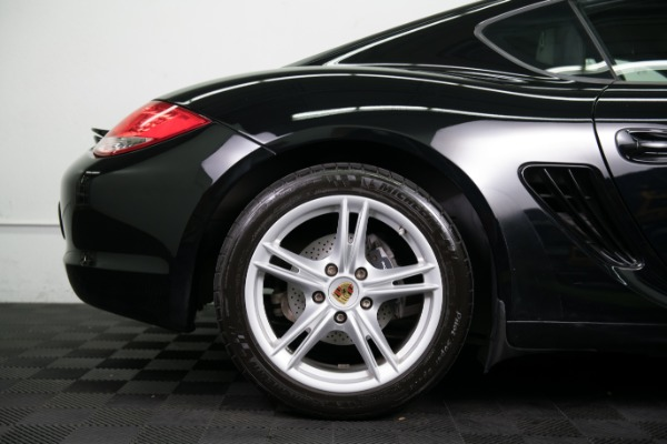 Used 2010 Porsche Cayman Used 2010 Porsche Cayman for sale Sold at Response Motors in Mountain View CA 6