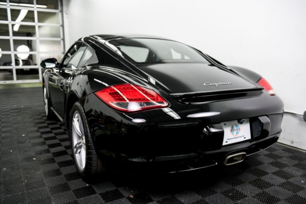 Used 2010 Porsche Cayman Used 2010 Porsche Cayman for sale Sold at Response Motors in Mountain View CA 7