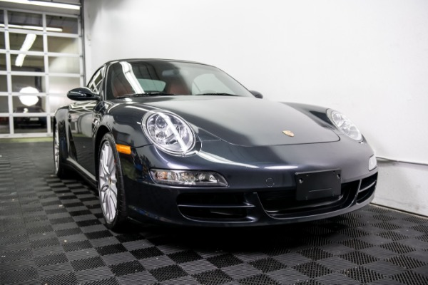 Used Used 2006 Porsche 911 Carrera 4S for sale $45,199 at Response Motors in Mountain View CA