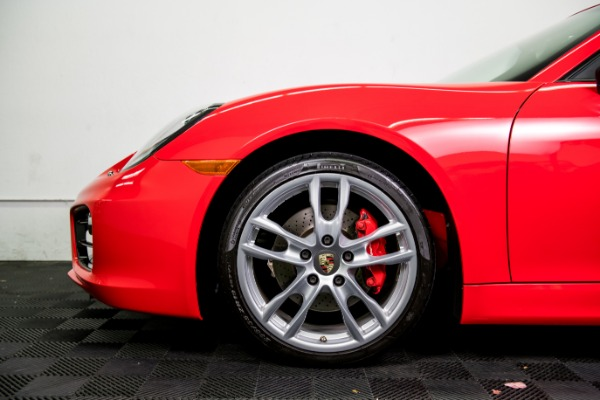 Used 2014 Porsche Cayman S Used 2014 Porsche Cayman S for sale Sold at Response Motors in Mountain View CA 11