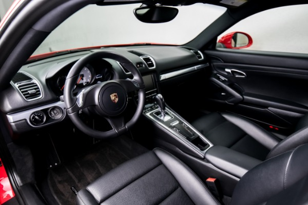 Used 2014 Porsche Cayman S Used 2014 Porsche Cayman S for sale Sold at Response Motors in Mountain View CA 14