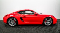 Used 2014 Porsche Cayman S Used 2014 Porsche Cayman S for sale Sold at Response Motors in Mountain View CA 5
