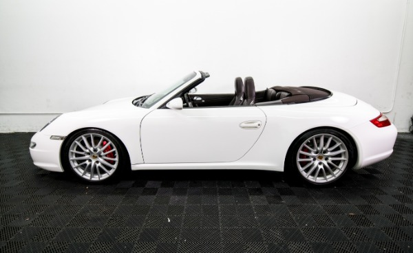 Used 2007 Porsche 911 Carrera 4S Used 2007 Porsche 911 Carrera 4S for sale Sold at Response Motors in Mountain View CA 13