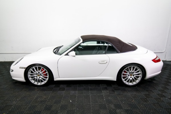 Used 2007 Porsche 911 Carrera 4S Used 2007 Porsche 911 Carrera 4S for sale Sold at Response Motors in Mountain View CA 15