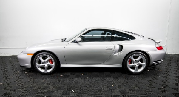 Used 2001 Porsche 911 Turbo Used 2001 Porsche 911 Turbo for sale Sold at Response Motors in Mountain View CA 10