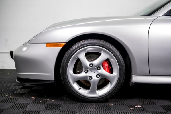 Used 2001 Porsche 911 Turbo Used 2001 Porsche 911 Turbo for sale Sold at Response Motors in Mountain View CA 11