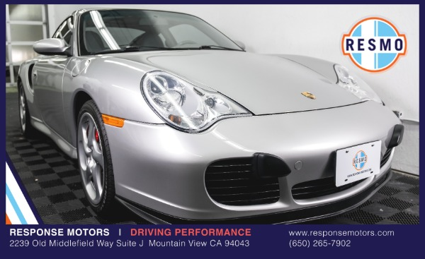 Used 2001 Porsche 911 Turbo Used 2001 Porsche 911 Turbo for sale Sold at Response Motors in Mountain View CA 2