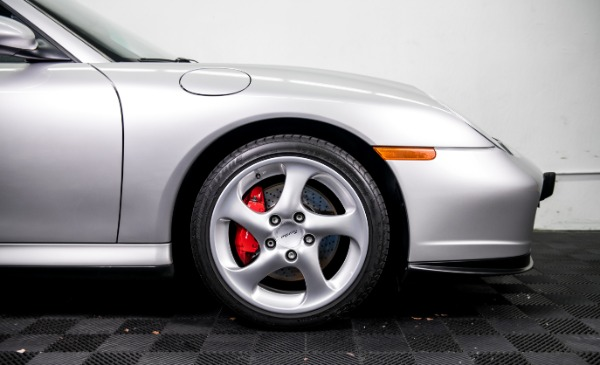 Used 2001 Porsche 911 Turbo Used 2001 Porsche 911 Turbo for sale Sold at Response Motors in Mountain View CA 4