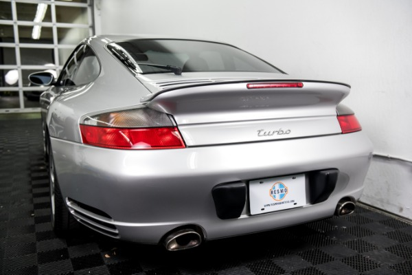 Used 2001 Porsche 911 Turbo Used 2001 Porsche 911 Turbo for sale Sold at Response Motors in Mountain View CA 7