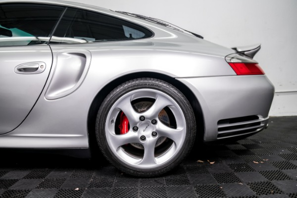Used 2001 Porsche 911 Turbo Used 2001 Porsche 911 Turbo for sale Sold at Response Motors in Mountain View CA 9