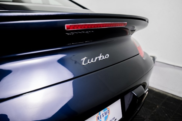 Used 2008 Porsche 911 Turbo Used 2008 Porsche 911 Turbo for sale Sold at Response Motors in Mountain View CA 15