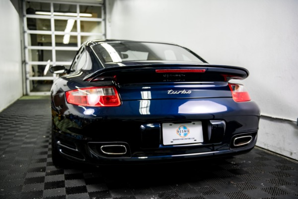 Used 2008 Porsche 911 Turbo Used 2008 Porsche 911 Turbo for sale Sold at Response Motors in Mountain View CA 7