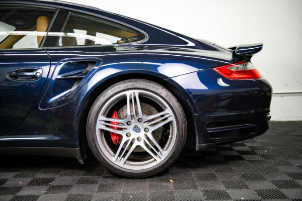 Used 2008 Porsche 911 Turbo Used 2008 Porsche 911 Turbo for sale Sold at Response Motors in Mountain View CA 8
