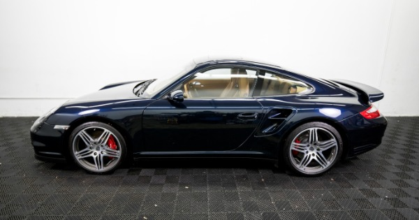 Used 2008 Porsche 911 Turbo Used 2008 Porsche 911 Turbo for sale Sold at Response Motors in Mountain View CA 9