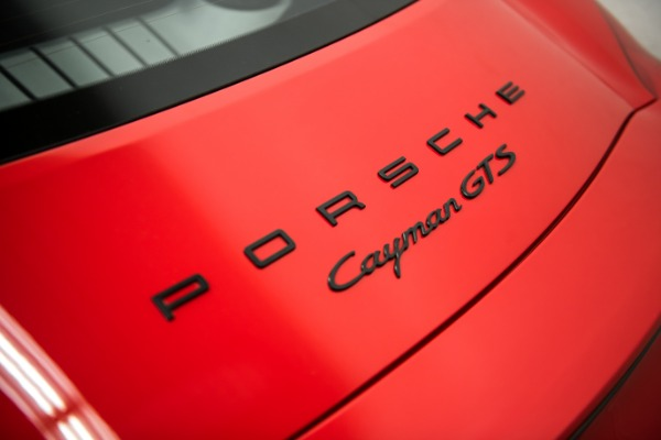 Used 2015 Porsche Cayman GTS Used 2015 Porsche Cayman GTS for sale Sold at Response Motors in Mountain View CA 17