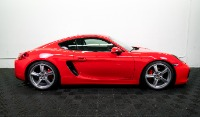 Used 2015 Porsche Cayman GTS Used 2015 Porsche Cayman GTS for sale Sold at Response Motors in Mountain View CA 4