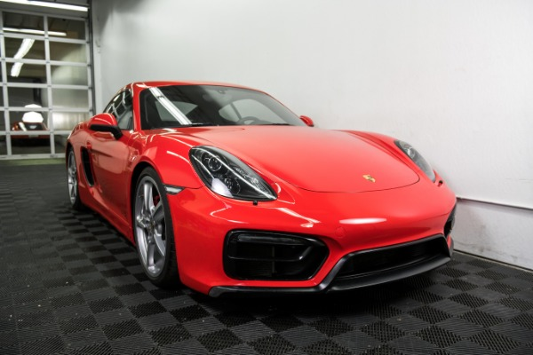 Used 2015 Porsche Cayman GTS Used 2015 Porsche Cayman GTS for sale Sold at Response Motors in Mountain View CA 1