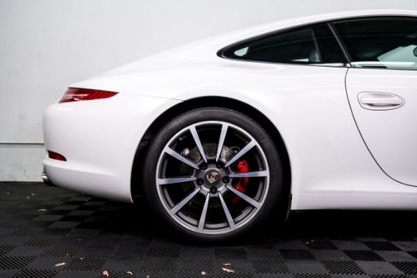 Used 2012 Porsche 911 Carrera S Used 2012 Porsche 911 Carrera S for sale Sold at Response Motors in Mountain View CA 5
