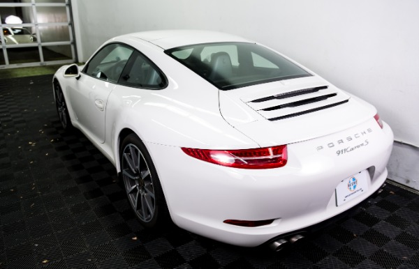 Used 2012 Porsche 911 Carrera S Used 2012 Porsche 911 Carrera S for sale Sold at Response Motors in Mountain View CA 7
