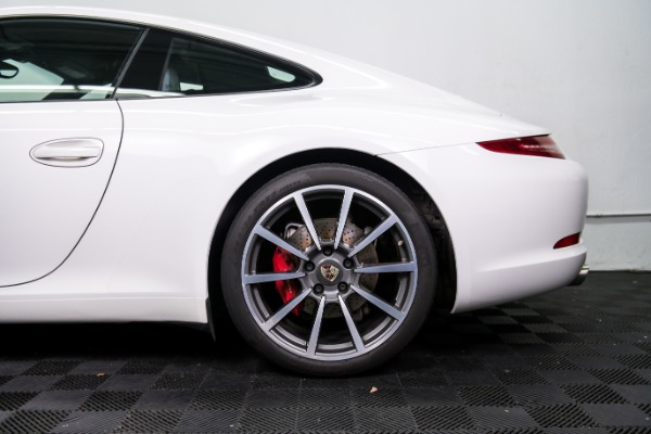 Used 2012 Porsche 911 Carrera S Used 2012 Porsche 911 Carrera S for sale Sold at Response Motors in Mountain View CA 8