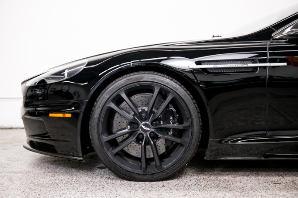 Used 2011 Aston Martin DBS Carbon Edition Used 2011 Aston Martin DBS Carbon Edition for sale Sold at Response Motors in Mountain View CA 11