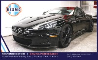 Used 2011 Aston Martin DBS Carbon Edition Used 2011 Aston Martin DBS Carbon Edition for sale Sold at Response Motors in Mountain View CA 2