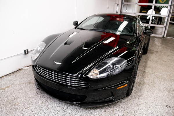 Used 2011 Aston Martin DBS Carbon Edition Used 2011 Aston Martin DBS Carbon Edition for sale Sold at Response Motors in Mountain View CA 3