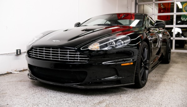 Used 2011 Aston Martin DBS Carbon Edition Used 2011 Aston Martin DBS Carbon Edition for sale Sold at Response Motors in Mountain View CA 1