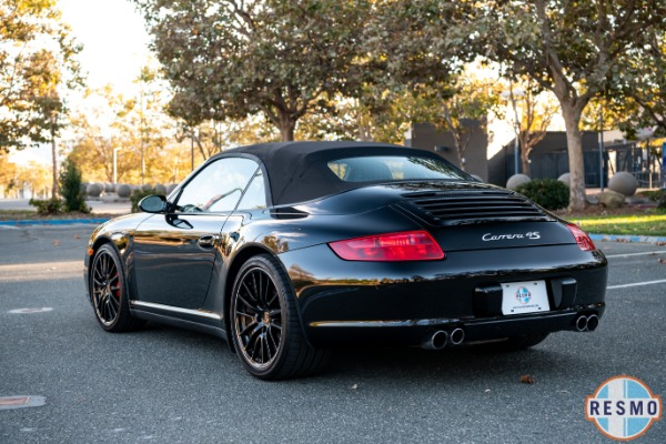 Used 2008 Porsche 911 Carrera 4S Used 2008 Porsche 911 Carrera 4S for sale Sold at Response Motors in Mountain View CA 14
